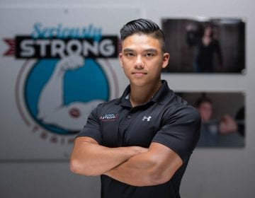 Professional Headshot of Andrew Cao, the Fitness Director of Seriously Strong Training St. Pete's personal training gym